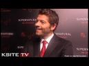 Misha Collins Supernatural Episode 300 Carpet Castiel
