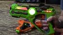 Что подарить ребенку на Новый Год Обзор игры LAZER TAG SPACE Blaster