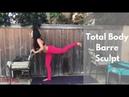 Total Body Barre Sculpt