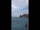 Пляж Мыс Фиолент, Крым