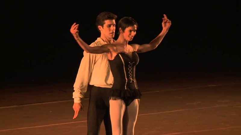 Roberto Bolle Friends Carmen music Bizet coreo Petit w/ Polina Semionova