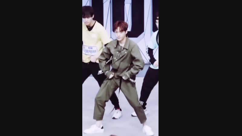 190201 ZHANG YIXING 张艺兴 — balance [cut] Idol Producer se2 ep3