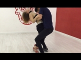 Бачата/Kvartal dance/Катя и Андрес