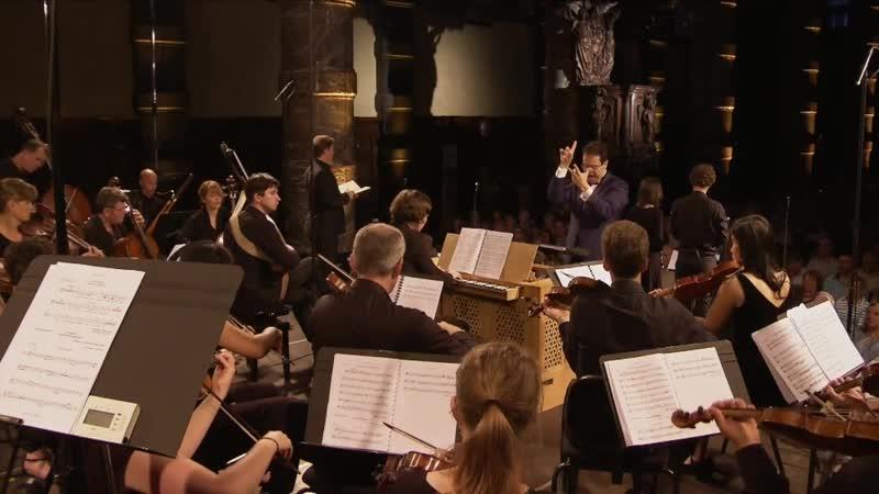 G. F. Händel - 'Ye sons of Israel' Samson, HWV 57 - Chœur de chambre de Namur Millenium Orchestra [Leonardo García Alarcón]