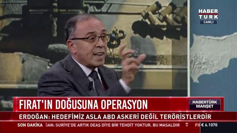 Fıratın Doğusuna Operasyon NasıL OLacak Emekli Tümgeneral Ahmet Yavuz ve Gazeteci Metehan Demir