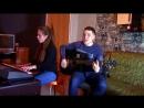 Татарская народная песня - УФТАНМА - Кавер под гитару, синтезатор