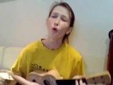 Певица, мим-клоун