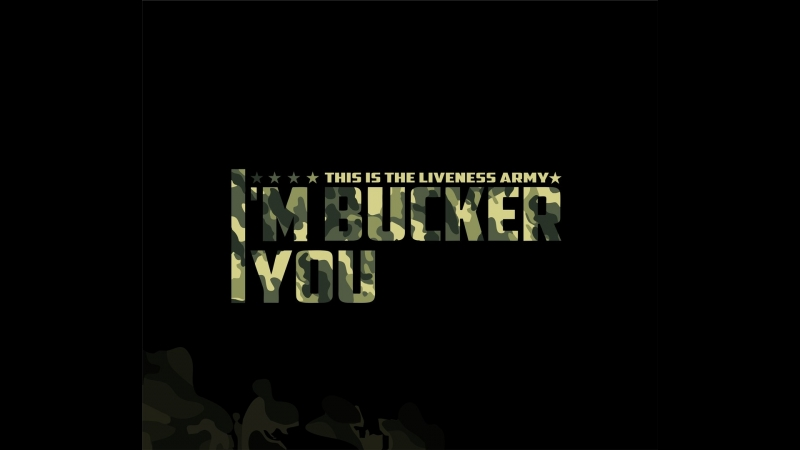 I`M BUCKER YOU | All Styles 1/8