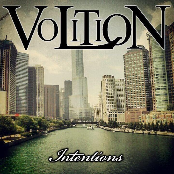 Volition - Intentions [EP] (2012)