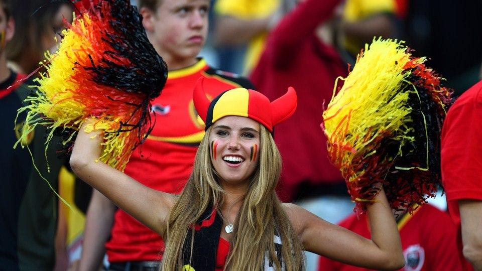 ЧМ-2014. Бельгия в меньшинстве выигрывает у Кореи