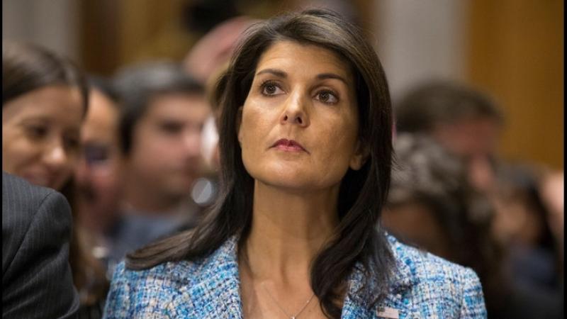 Российские дипломаты ответили на оскорбительный выпад Никки Хейли