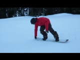 Snowboard Addiction| Buttering (Goofy) - How To Butter With Grabs Goofy