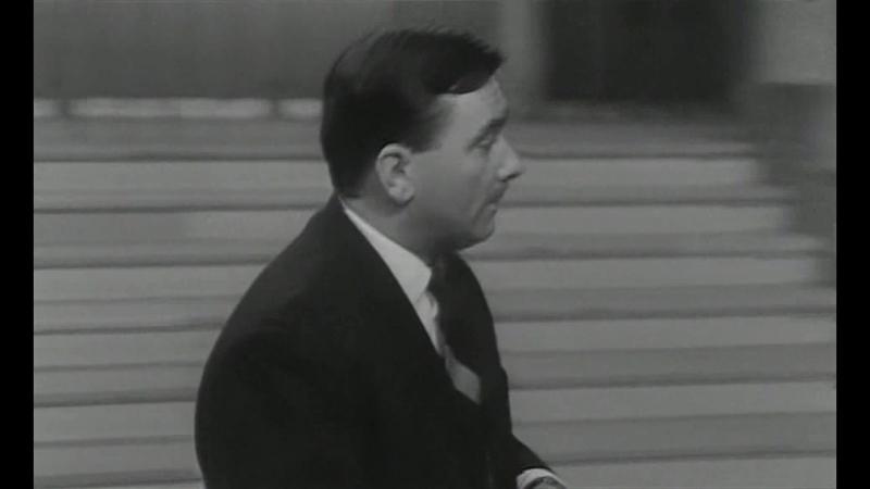 НЕЖНАЯ КОЖА (1964) - драма. Франсуа Трюффо 1080p