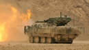 AWESOME M1128 M1126 STRYKER IN ACTION MK 19 FIREPOWER