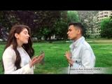 Азер Насибов Милена Барциц - Я не могу сказать(Эмин и Ани Лорак cover)