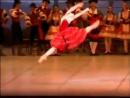 Наталья Осипова - вариация Китри из балета Дон Кихот