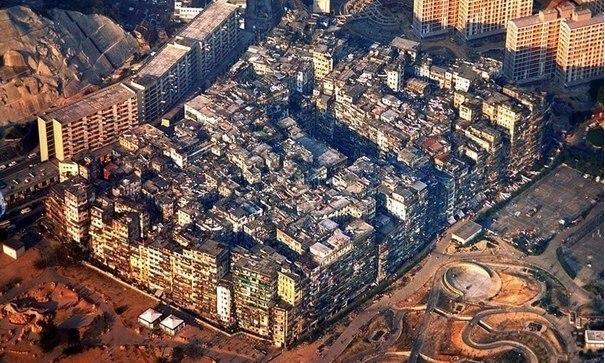 Гонконгский «муравейник»