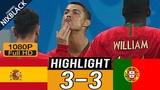 POL vs SPI 3-3 All goals &amp Highlights Commentary (15062018) HD1080P
