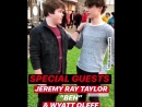 Wyatt and Jeremy at sinema street