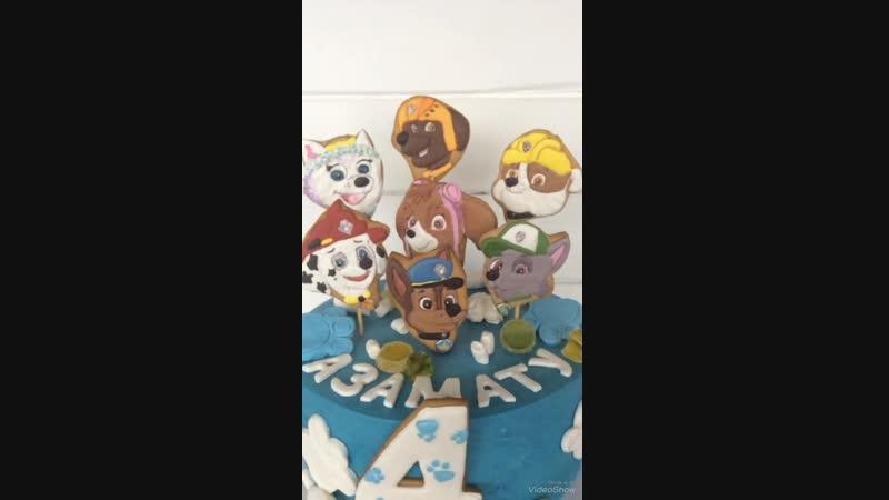 Торт от KetDan
