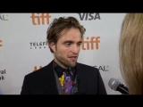 Robert Pattinson Talks Working with Claire Denis with ET Canada #HighLife #TIFF18