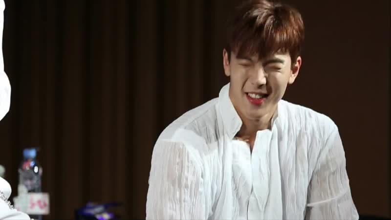 [VK][11.11.18][Fancam] White Hall Art Center (Gangnam)
