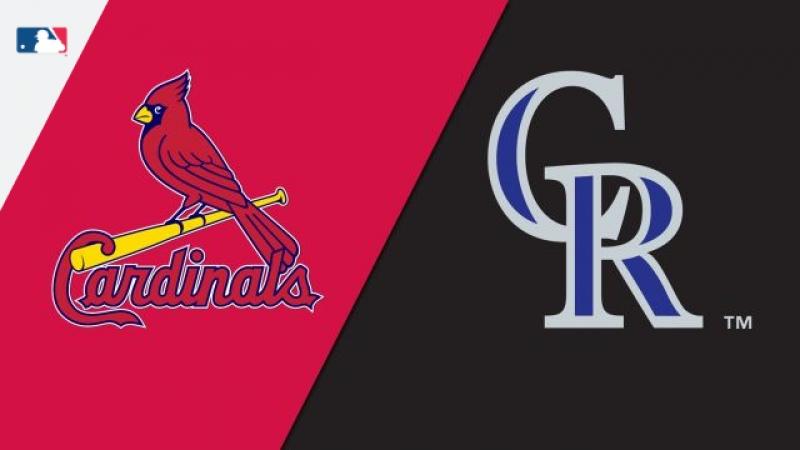 NL / 26.08.2018 / STL Cardinals @ COL Rockies (3/3)