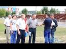Ремонт Дворца спорта Волжска Марий Эл и реконструкцию стадиона планируется завершить к 30 сентября