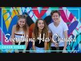 Ky Baldwin and Jillian Shea - Everything Has Changed (Taylor Swift &amp Ed Sheeran Cover)
