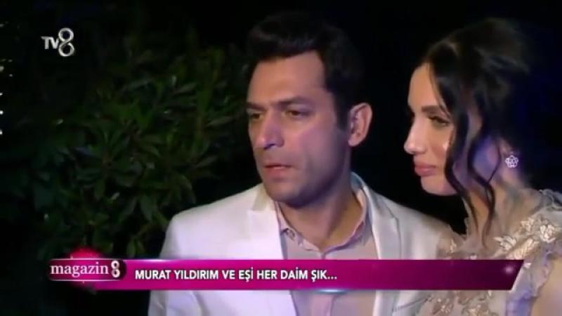 Murat Yıldırım Imane Elbani ¦¦ Magazin8