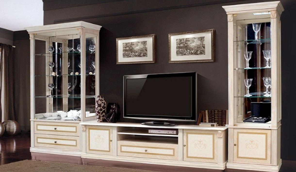 мебель для гостиной фото классика