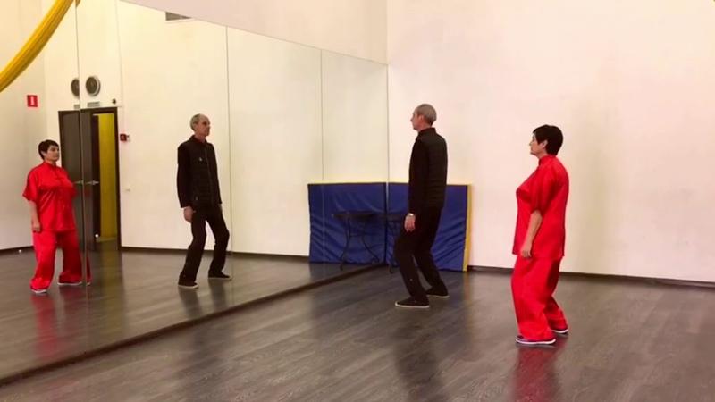 Тайцзицюань Китайское боевое искусство с Александром Двоенко