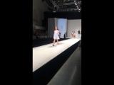 Дефиле Стеллы в Италии (репетиция)