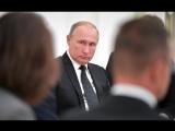 Путин о трагедии самолёта ИЛ-20 в Сирии