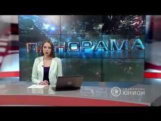 Юля Чуб - наша ученица в выпуске новостей.