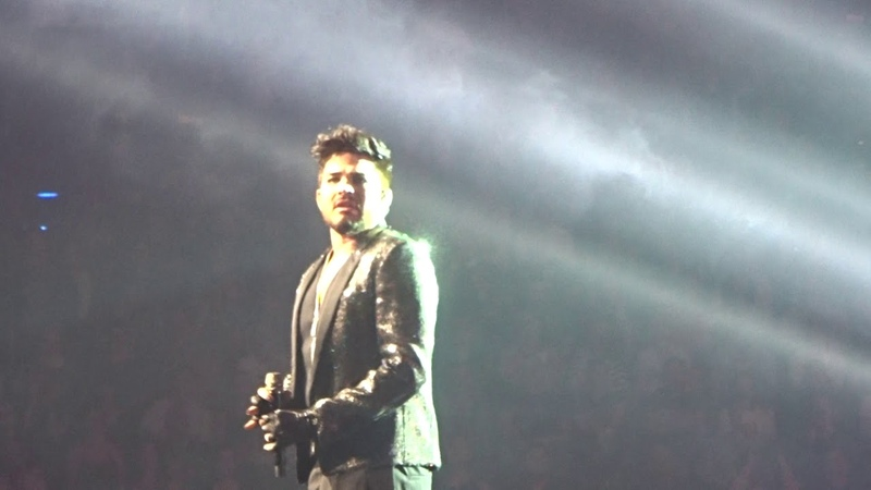 Queen Adam Lambert - The Show Must Go On (Live in Cologne 2018)
