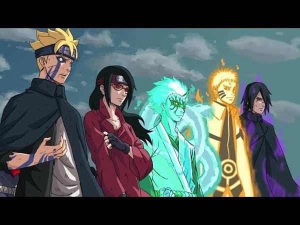 Boruto: Naruto Next Generations「AMV」- RISE