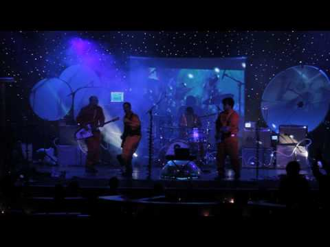 Man or Astro-man? - Names of Numbers (Live at the Triple Door)
