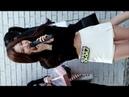 181007 핑크판타지 아이니 (PINK FANTASY) 러블리 보조개 홍대버스킹 직캠 fancam by LuxQ