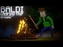 BALDI CAMPING Baldi's Basics Minecraft Animation Random Encounters