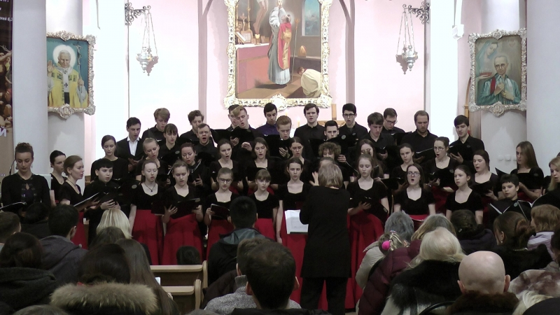 Моцарт Missa brevis соль мажор KV 140 ч. 3