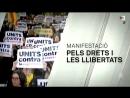TV3 - Especial informatiu 15A - Manifestacio pels drets i les llibertats.