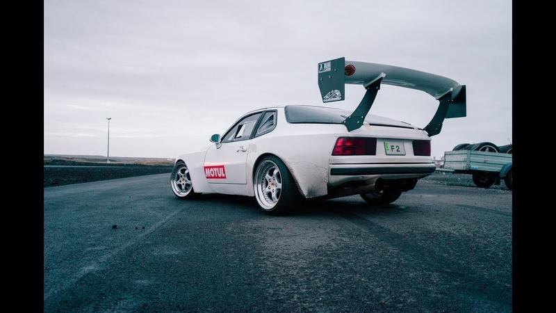 Porsche 944 LS Turbo   AFS Media (4K)
