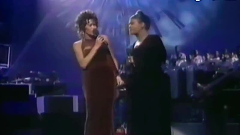 """Whitney Houston Cece Winans - """"Count On Me"""" (Live From The 1996 Grammy Awards)"""