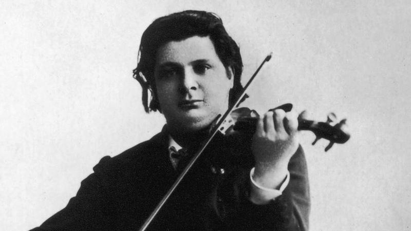 Eugene Ysaye, Au rouet, 2ème poème pour violon et orchestre, Op 13 ·