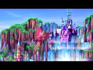 Видео к мультфильму «Barbie: Марипоса и Принцесса-фея» (2013): Blu-ray/DVD-ролик