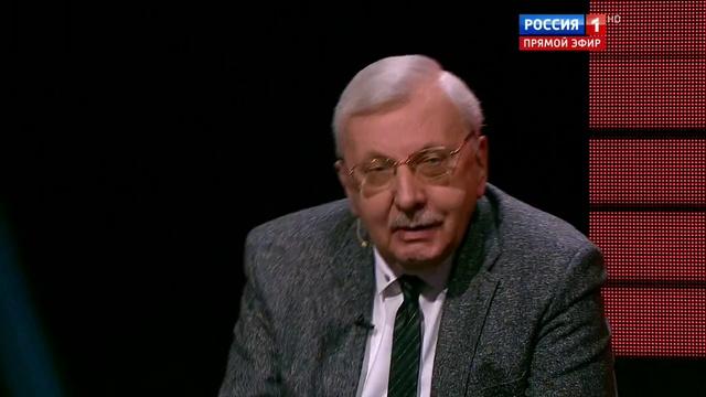 Вечер с Владимиром Соловьевым. Эфир от 26.12.2016