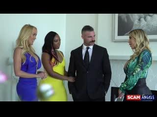 Brandi love, olivia austin [scamangels.big dick, milf, big tit, big ass, cumshot, hardcore]