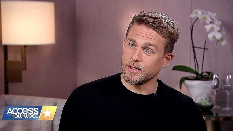 Best moments of Charlie Hunnam