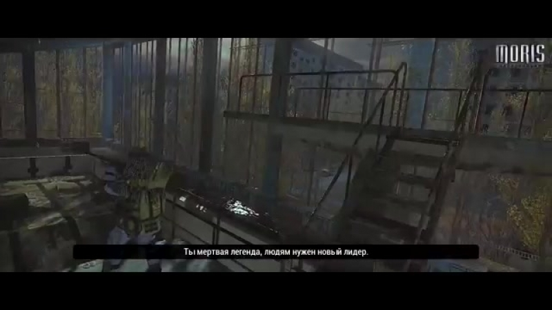 Рэп Баттл - Warface vs. S.T.A.L.K.E.R..mp4